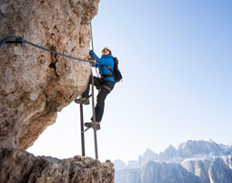 Gipfelstuermer im Kletterparadies!