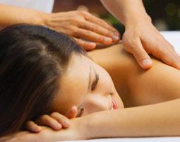 Diese Massage kommt immer gut an!