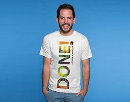 Dieses T-Shirt ist ein Volltreffer!