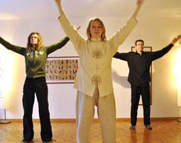 Schoepfen Sie Energie und Ruhe aus Meditation und Bewegung!