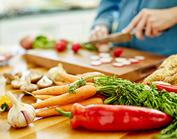 Essen in seiner natuerlichsten Form!
