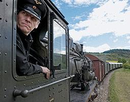Eisenbahngeschichte lebendig erfahren!