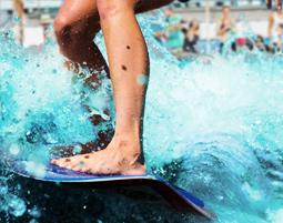 Aloha im Surfer-Paradies!