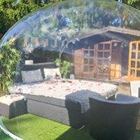 Uebernachtung im Bubble-Hotel Raum Gerolstein fuer 2