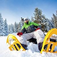 Schneeschuhwanderung & Iglu-Fondue in Kuehtai