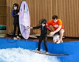 Hier waechst der Surf-Spass mit jeder Session!