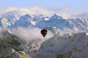 Dein Logenplatz am Tiroler Himmel!