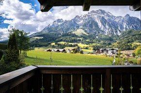 Familien-Glueck in den Salzburger Alpen!