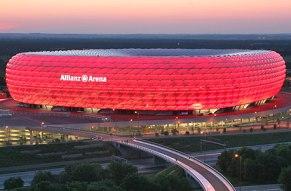 Heimsieg fuer alle Fans des FC Bayern Muenchen.