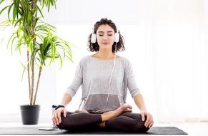 Meditieren lernen: Hirn aus, Entspannung an