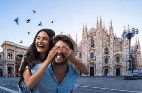 Italien-Luxus für Turteltauben!