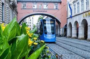 Die etwas andere Stadtführung in München