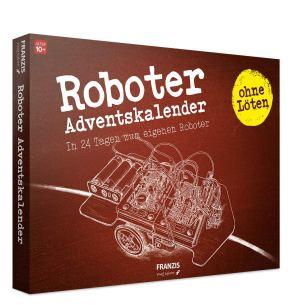FRANZIS Roboter-Adventskalender