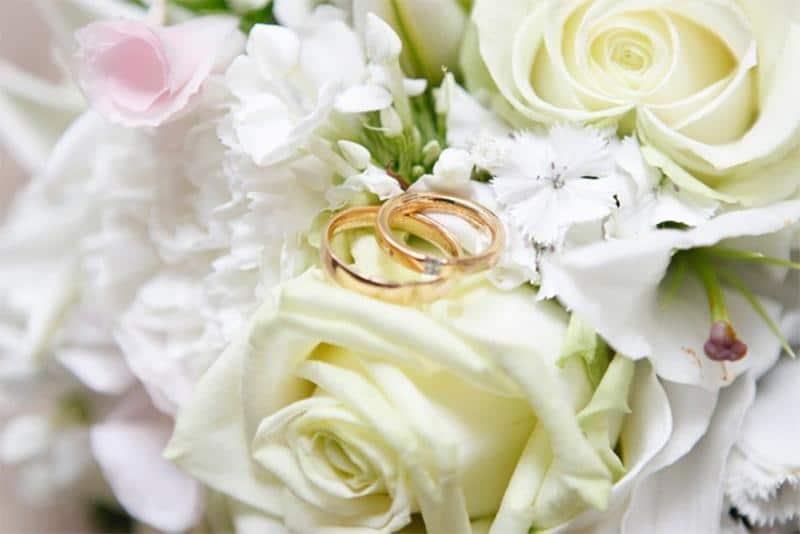 Der Zauber von Blumen  Einfach Heiraten