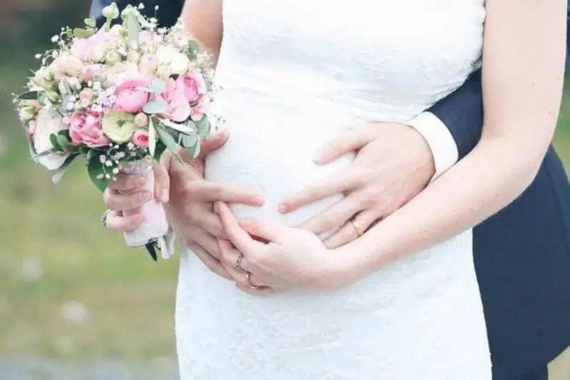 Whrend der Schwangerschaft heiraten  Einfach Heiraten