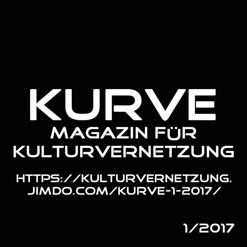 Kurve - Magazin für Kulturvernetzung