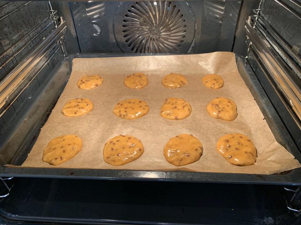 Choclate Chip Cookies Rezept