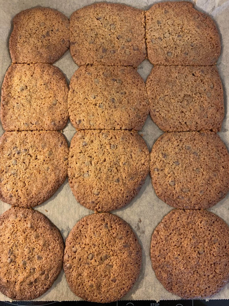 Choclate Chip Cookies Rezept