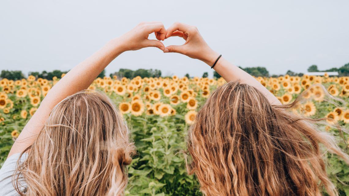 Freundschaft, Herz