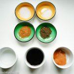 chinesische Rezepte: 脆皮鸡_ chinesisches Huhn knusprig