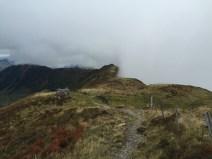 Abstieg zur Oberlandhütte, www.einfachmalraus.net