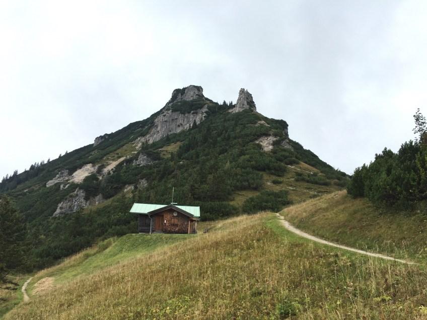 Auf dem Weg zum Stripsenkopf, Klettersteige, www.einfachmalraus.net