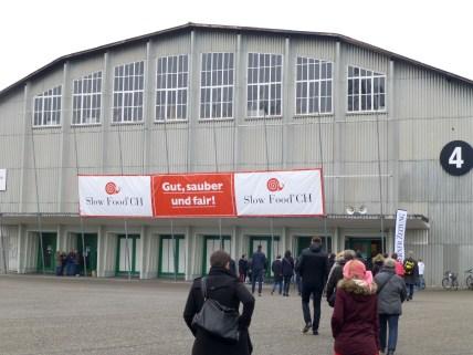 Slow Food Market in Bern