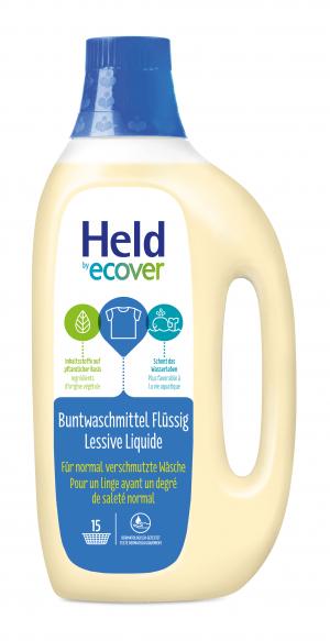 Waschmittel ganz ohne Chemie mit Natur pur von Held