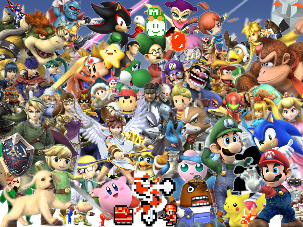 Nintendo Charaktere