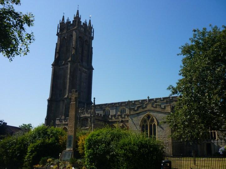 Kirche in Glastonbury