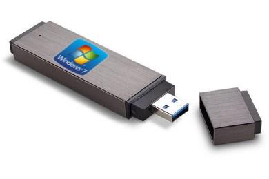 Jak stworzyć wirtualny pendrive systemu Windows 7, 8 lub 10.