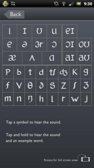 Sounds - The Pronunciation App 02