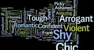 Vocabulario específico – Personalidades