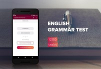 Inglés Gramática Prueba Android
