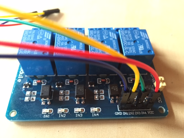 Incredible Relay Board Einhugur Tech Blog Wiring Digital Resources Inamapmognl