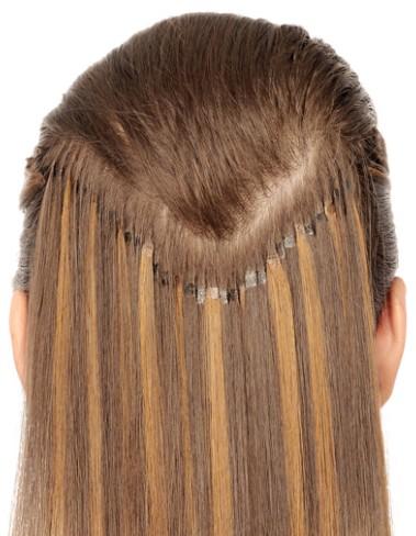 Schicke Frisuren Mit Professioneller Haarverlängerung By