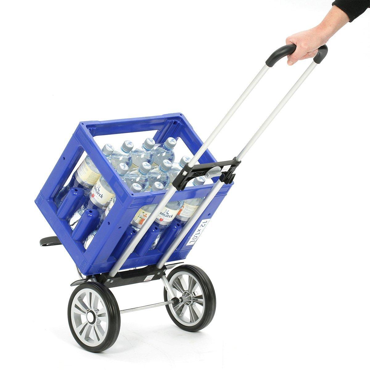 Andersen Shopper Alu Star mit Kühlfach / Die beliebtesten Einkaufstrolleys Q1/2019
