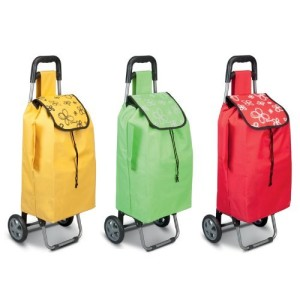 Einkaufstrolley Daphne von Metaltex 3 farbig