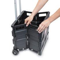 Faltbox Einkaufstrolley