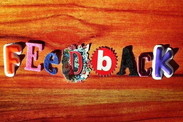 Feedback Einkaufstrolley - Ihre Meinung
