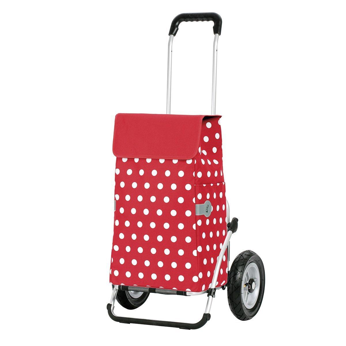 Andersen Royal Shopper mit Tasche Elfi und Luftreifen / Welche Einkaufstrolleys sind am beliebtesten?