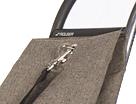 ROLSER Einkaufsroller LOGIC TOUR - ECOMAKU Einkaufstasche Verschluss