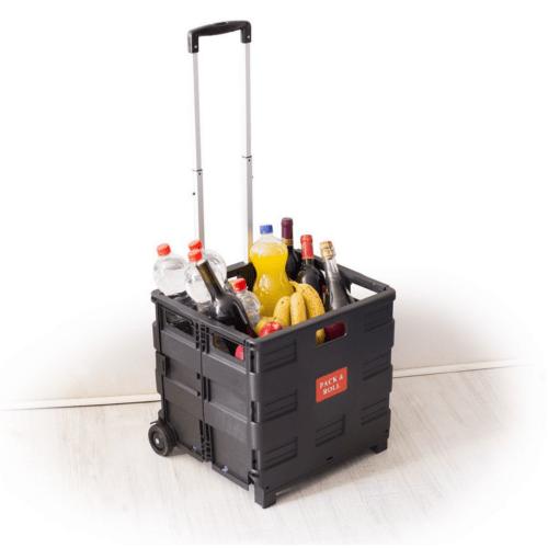 Faltbox-Einkaufstrolley Slider