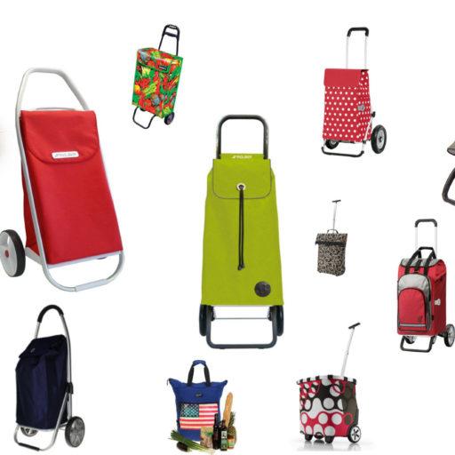 Einkaufstrolley Vergleich
