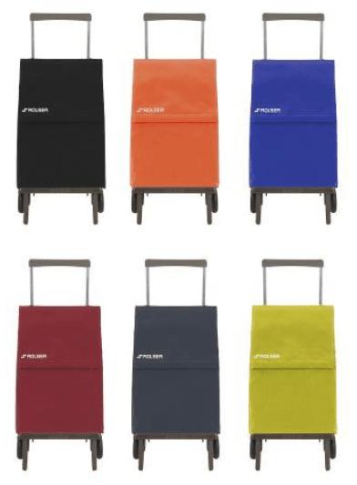 ROLSER PLEGAMATIC Original - Farben Einkaufstrolley-Vergleich