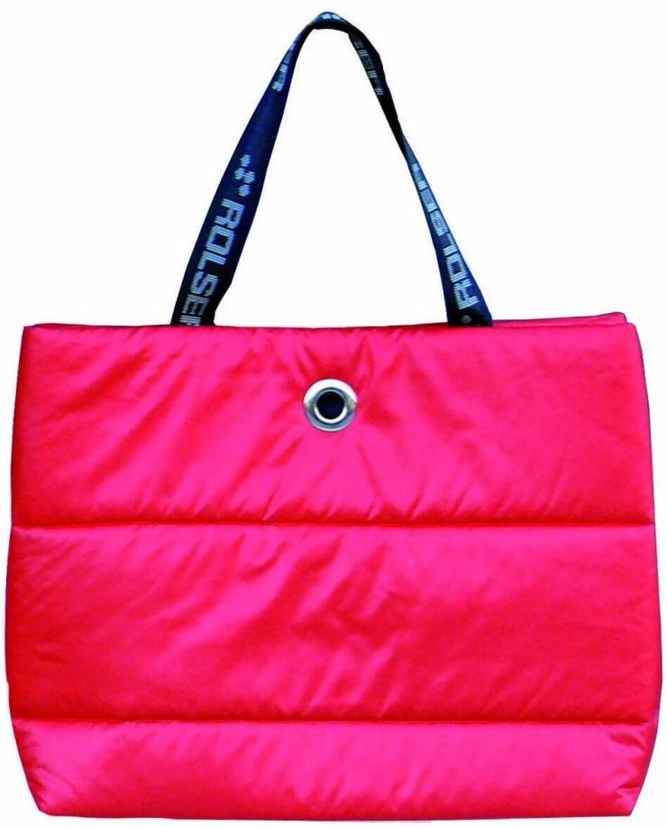 ROLSER Shopping Bag MAXI SHB Polar rot   Einkaufstrolley-Vergleich.de