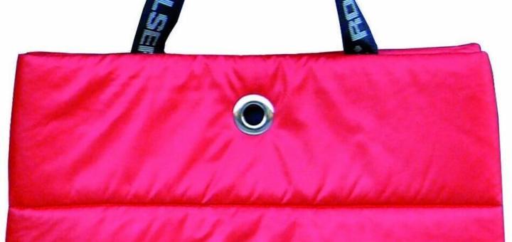 ROLSER Shopping Bag MAXI SHB Polar rot | Einkaufstrolley-Vergleich.de