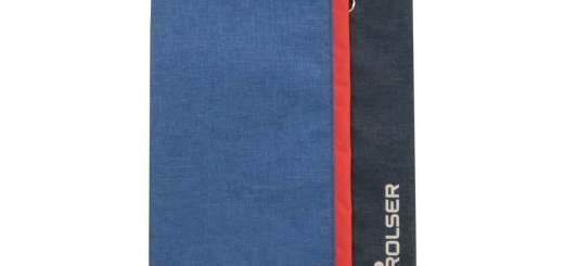 Einkaufsroller Rolser Kangaroo Tweed - Treppensteiger Faltbar - Einkaufstrolley-Vergleich.de