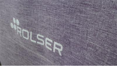 ROLSER Einkaufsroller COM Tweed 8 Einkaufstasche - Einkaufstrolley-Vergleich.de