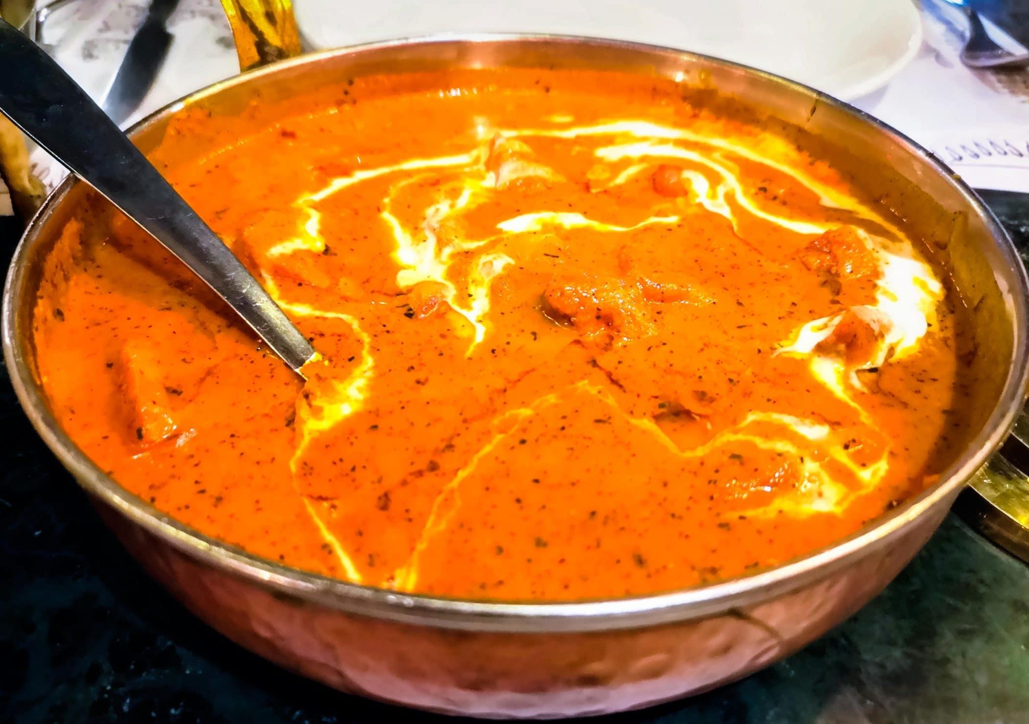 Essen quer durch Rajasthan